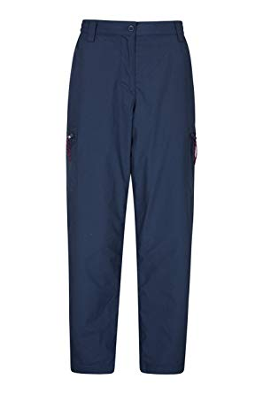 Amazon.com: Mountain Warehouse Winter TrekII Womens Trousers -Ladies