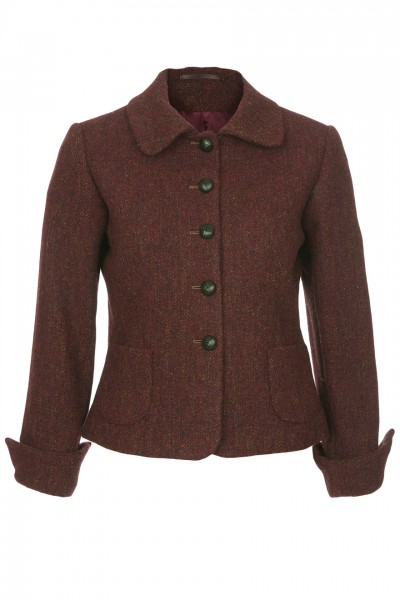 Ladies Harris Tweed Jackets at The Harris Tweed Company Grosebay