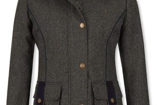 Jack Murphy Aurnia II Knockmore Tweed Jacket   14 & 16 Only