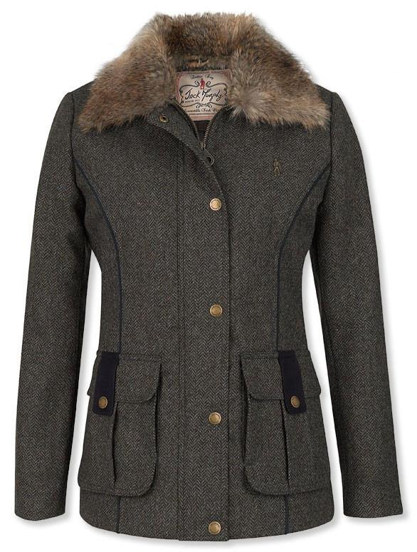 Ladies Tweed jacket for   looking best