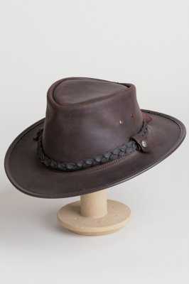Leather Hats | Overland