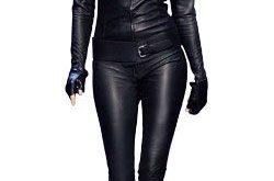 Femme Fatale Leather Jumpsuit for Women | Leather Jumpsuits