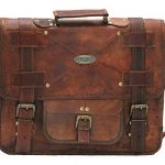 Give style to you with leather   laptop bag
