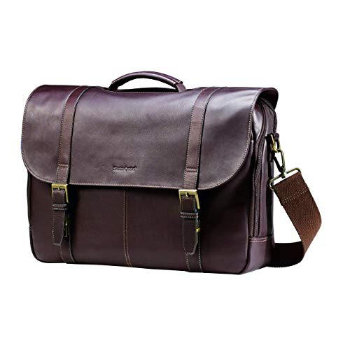 Leather Laptop Bags: Amazon.com
