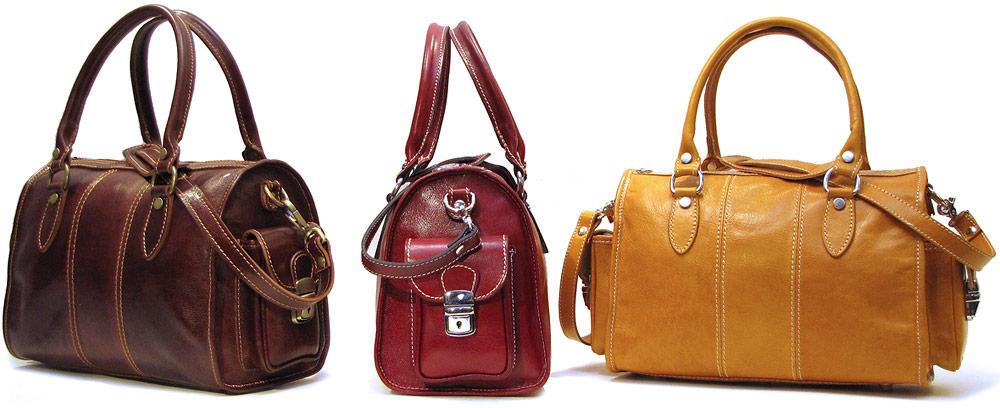 Venezia Italian Leather Handbag - Fenzo Italian Leather Handbags