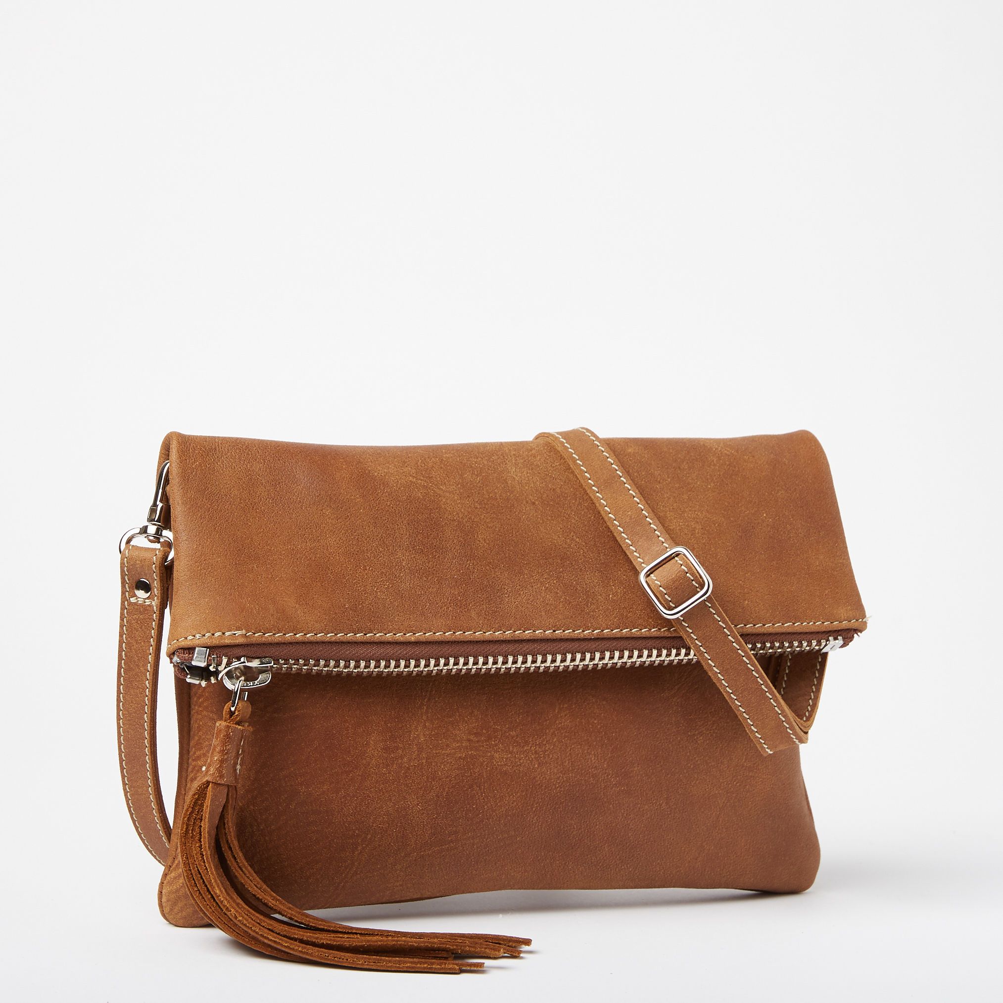 Leather - Handbags | Roots