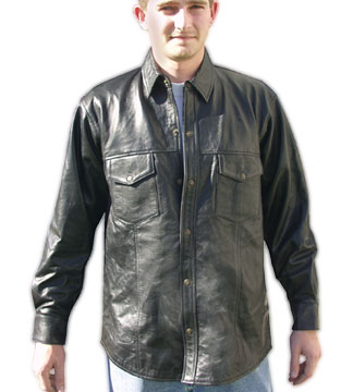 Wildrider Leather Shirts