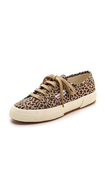 Superga Cotu Leopard Sneakers | SHOPBOP