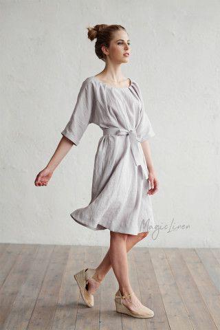 Linen Dresses | MagicLinen