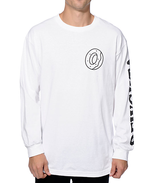 Odd Future Donut OFWGKTA Long Sleeve T-Shirt | Zumiez
