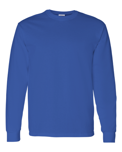 Custom Long Sleeve T-Shirt Printing from UGP