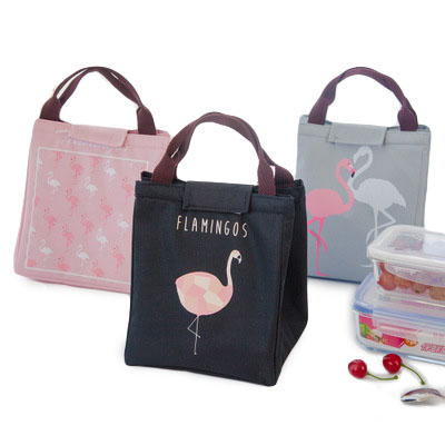 Fashion Portable Insulated Oxford lunch Bag Thermal Food Picnic