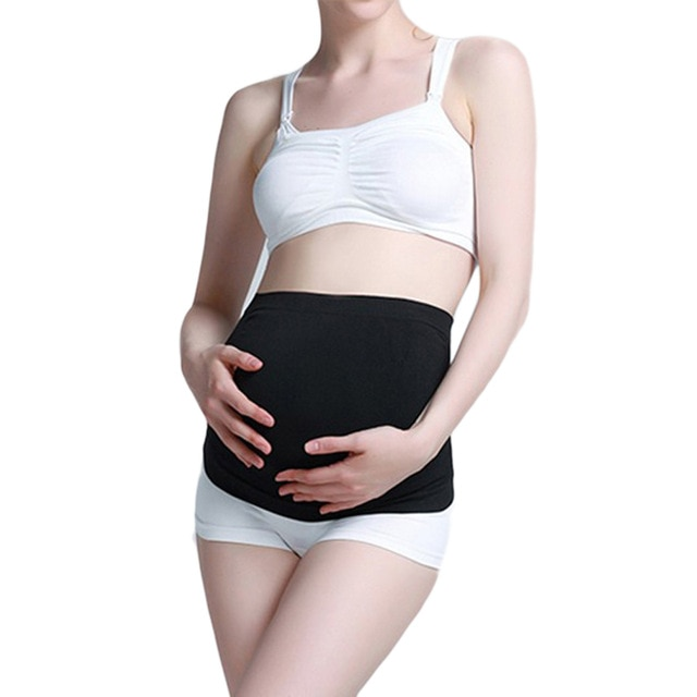 maternity belly band Support prenatal Belt abdominal support Belly