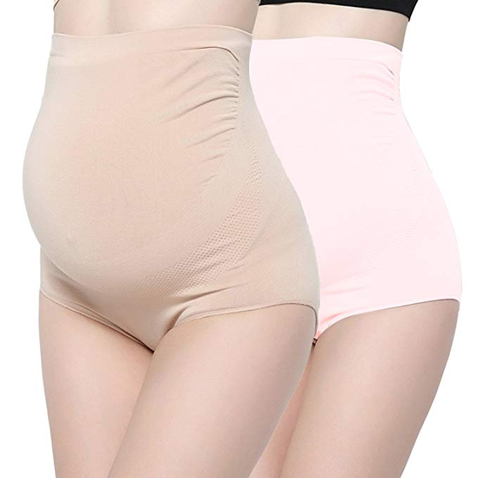 Trendy and printed maternity   underwear