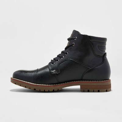Men's Jake Casual Boot - Goodfellow & Co™ Black 12 : Target