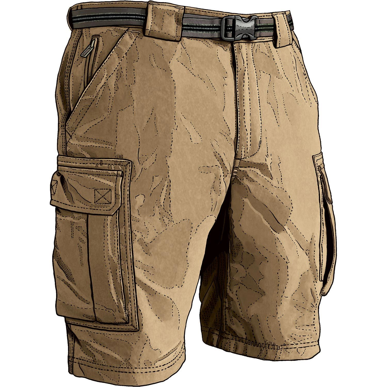 Men's Dry on the Fly 11