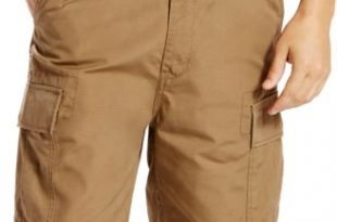 Levi's Men's Carrier Loose-Fit Cargo Shorts - Shorts - Men - Macy's