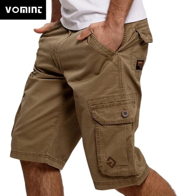 2019 Upgrade version Mens Cargo Shorts Casual Shorts Fashion Pockets