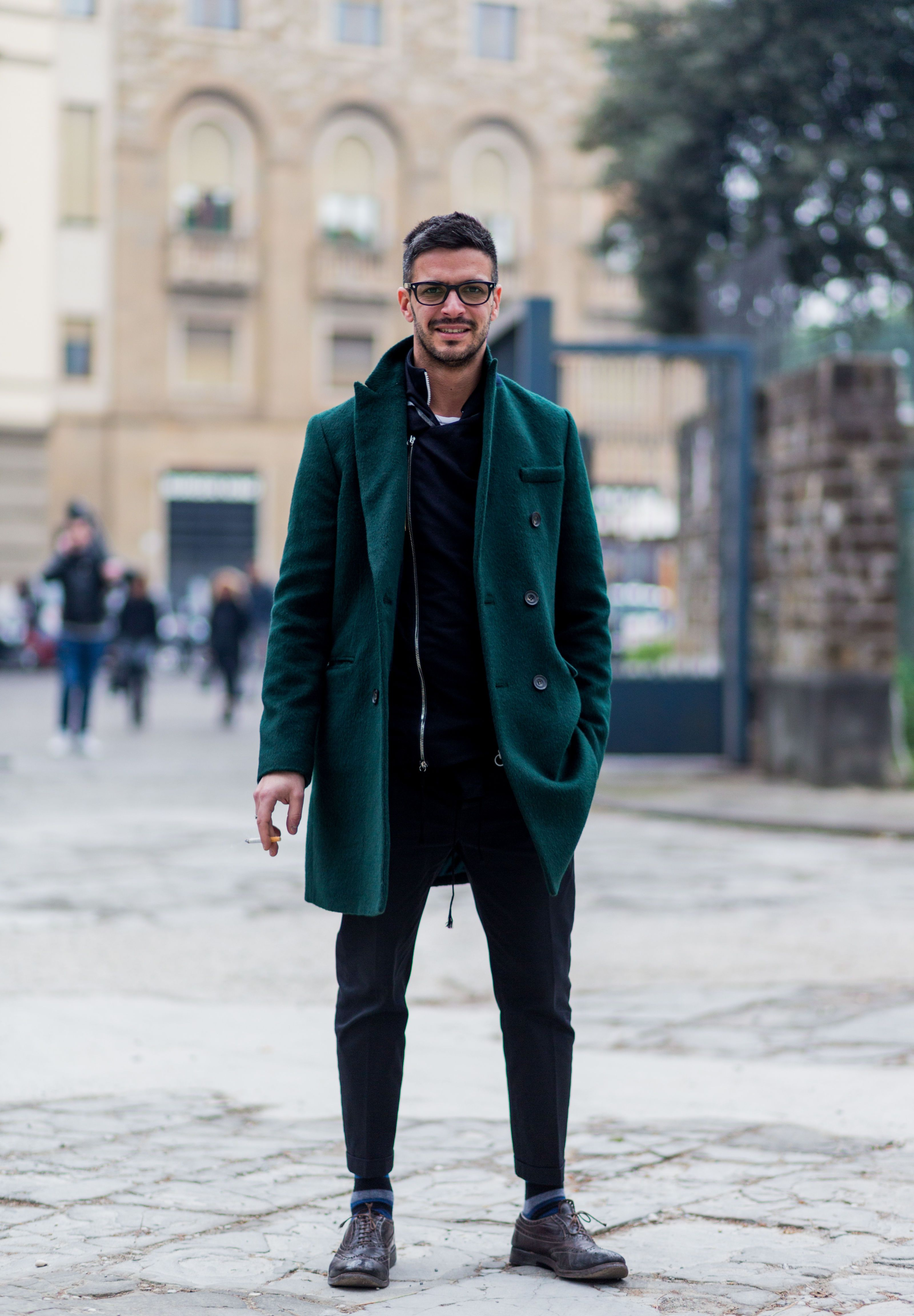 The Best Street Style From Italy Mens Fashion Week