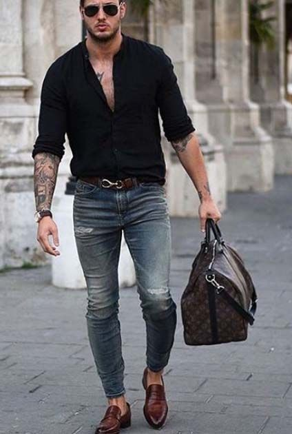 Choose the best mens fashion   for this winter season