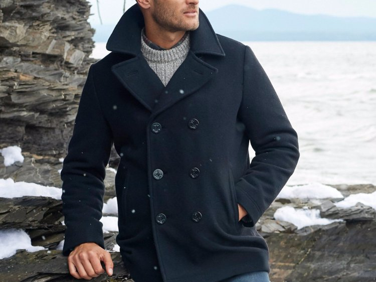 These are 12 of the best peacoats guys can wear this fall and winter