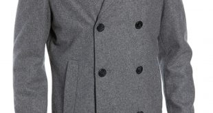 mens pea coat | Nordstrom