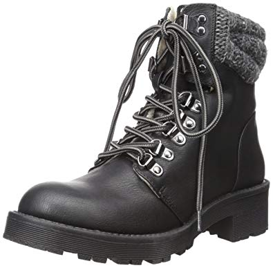 Amazon.com | MIA Women's Maylynn Winter Boot | Ankle & Bootie