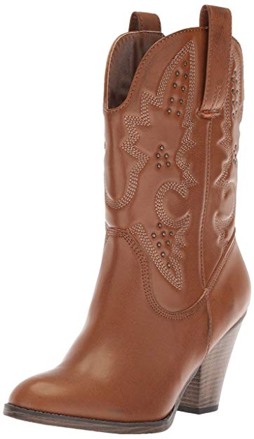 Amazon.com | MIA Women's Remi Western Boot | Mid-Calf
