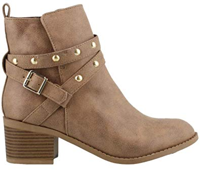 Amazon.com | Girls MIA, Lillie Boots | Boots