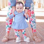 Reflect the real love with   mommy and me outfits