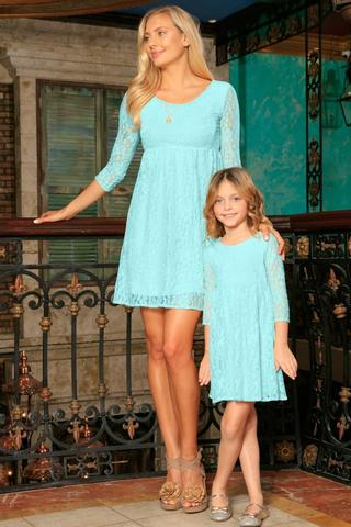 Matching Mommy and Me Outfits | Mother Daughter Dresses and Leggings