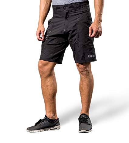 Amazon.com: Bpbtti Mens Baggy MTB Mountain Bike Shorts with