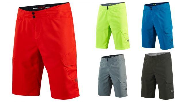Fox Racing Ranger shorts review - BikeRadar USA