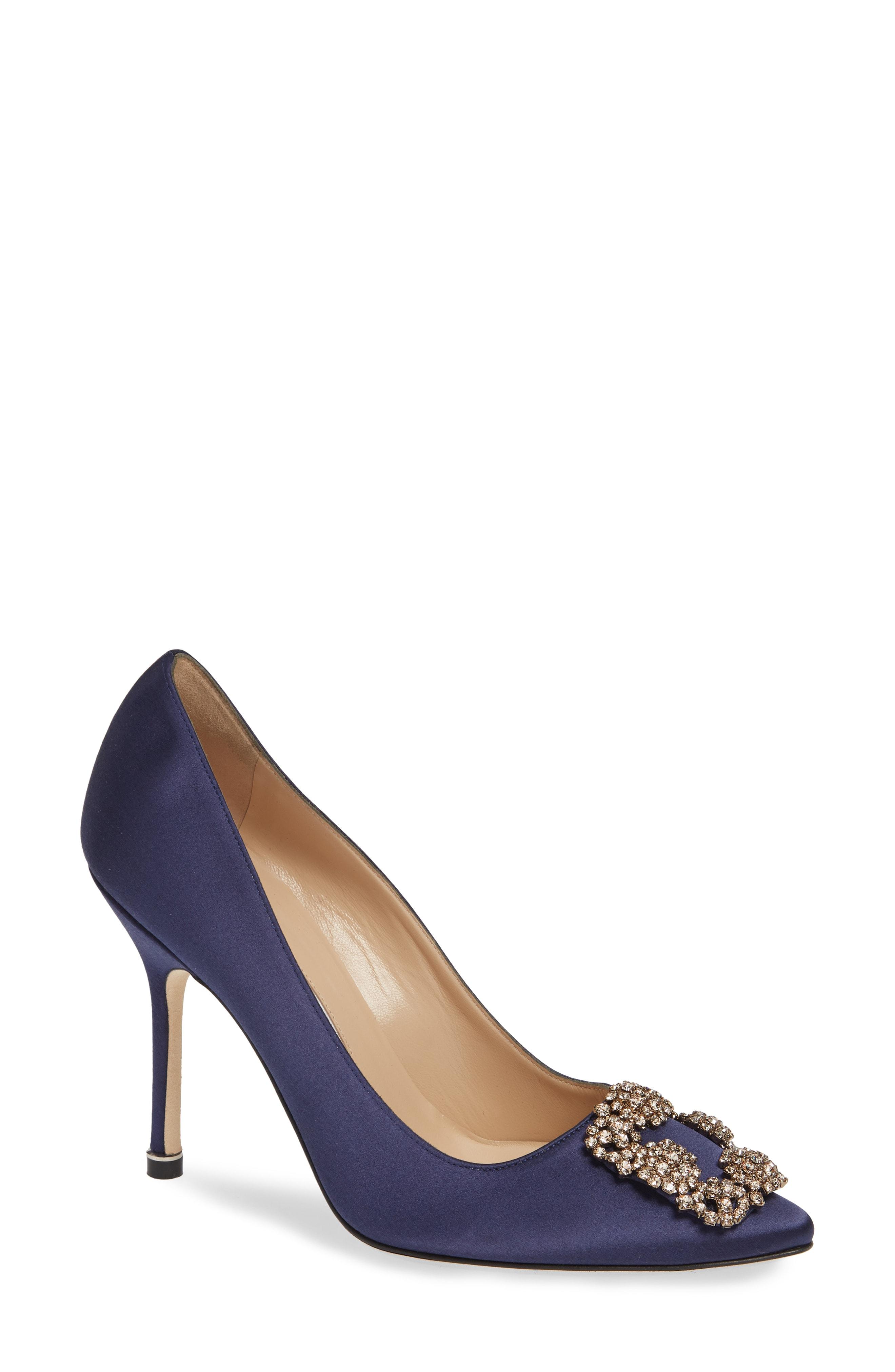 navy heels | Nordstrom