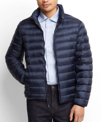 Patrol Packable Travel Puffer Jacket - TUMI Pax Outerwear - Tumi