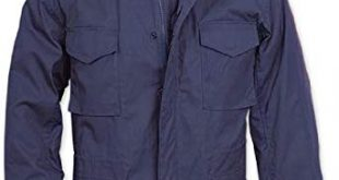Amazon.com: Navy Blue Military M-65 Field Jacket 8527 Size Large