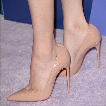 women pumps10.5cm women high heels ol from Dear Deer Fashion
