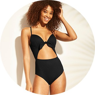 Women's One Piece Swimsuits : Target
