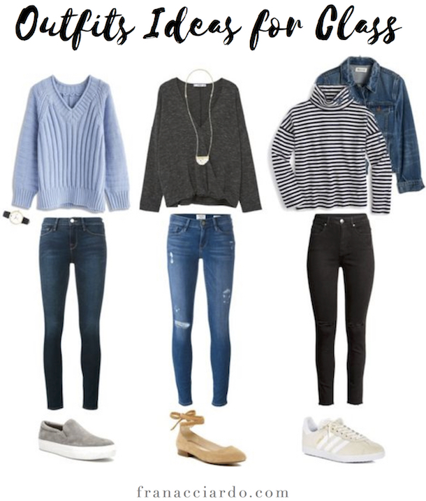 Outfit Ideas for Class (That Aren't Leggings!)