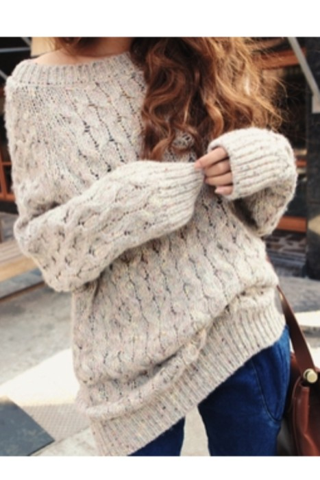 Fashion Friday: Cozy Oversized Sweaters | Go Hippie Chic