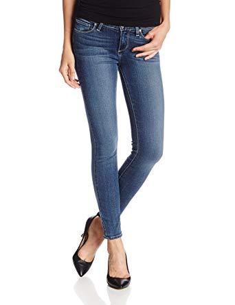 Amazon.com: PAIGE Women's Verdugo Ankle Jeans-Tristan: Clothing