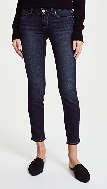 PAIGE Transcend Verdugo Ankle Skinny Jeans | SHOPBOP