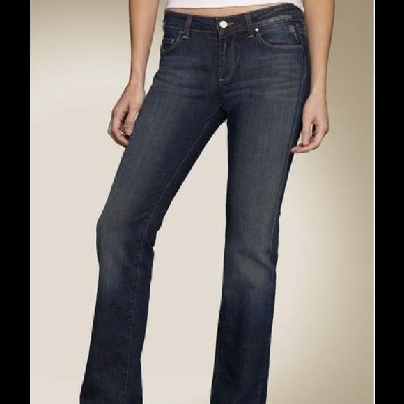 PAIGE Jeans | Melrose Straight Leg | Poshmark