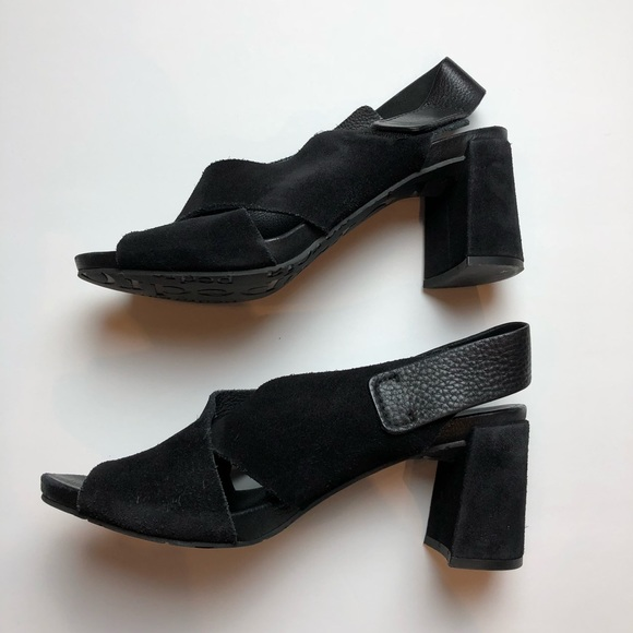 Pedro Garcia Shoes   Wara Black Leather   Poshmark