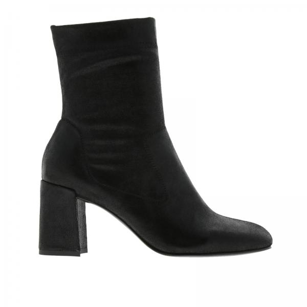Pedro Garcia Women's Black Heeled Booties | Shoes Women Pedro Garcia