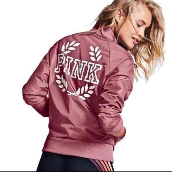 PINK Victoria's Secret Jackets & Coats   Victorias Secret Pink
