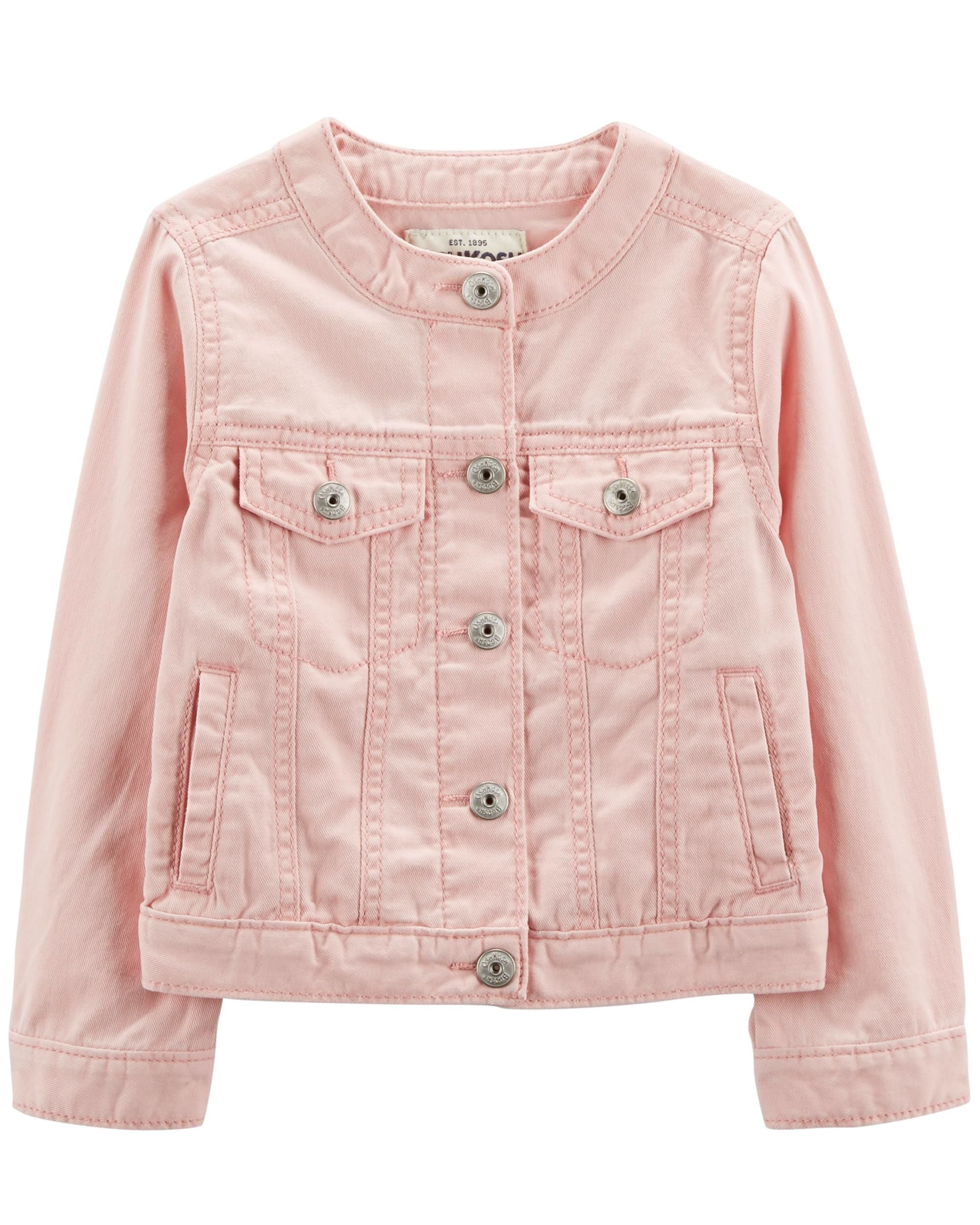 Baby Girl Jackets, Coats & Peacoats | OshKosh | Free Shipping
