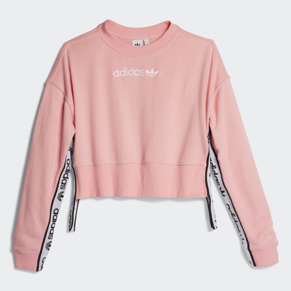 adidas Sweater - Pink | adidas US