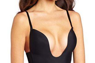 Fashion Forms Women's Seamless U Plunge Bra at Amazon Women's