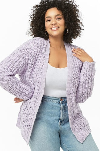 Plus Size Sweaters & Cardigans | Plus + Curve | Forever 21